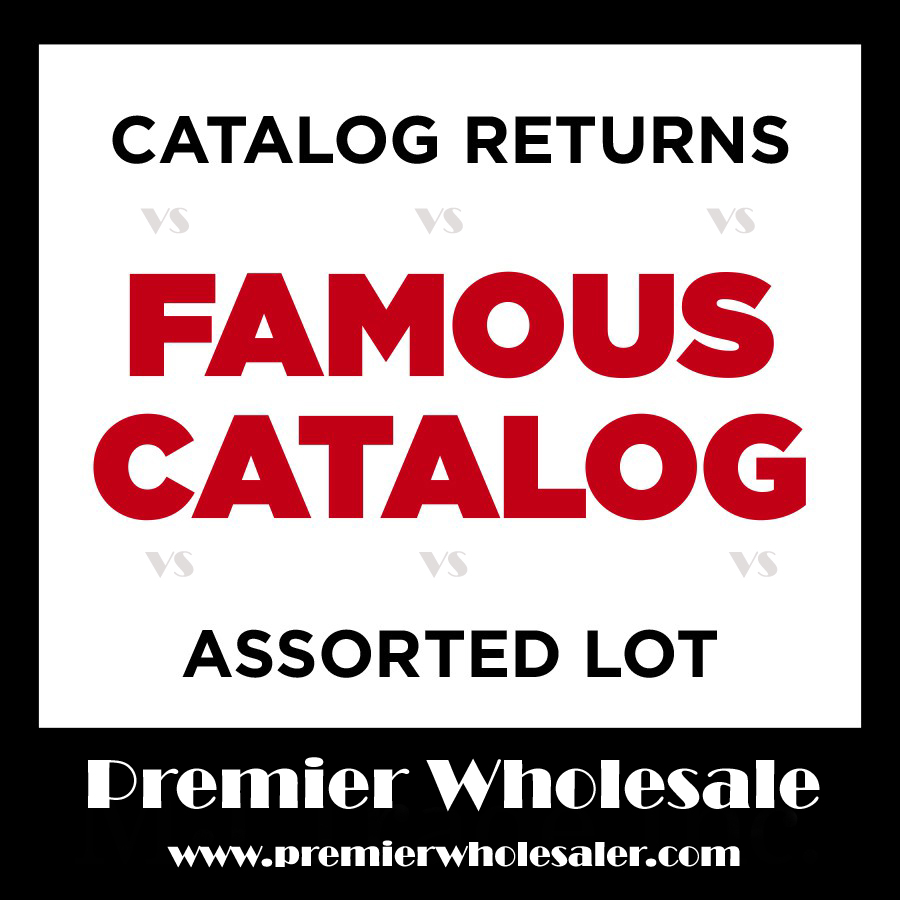 Famous Catalog Wholesale Clothing Pallets VS